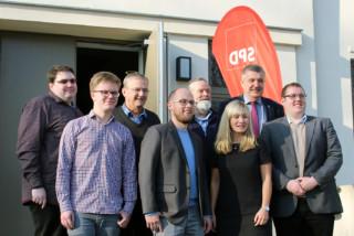 Vorstand des SPD-Kreisverbandes MSE 2017-2019