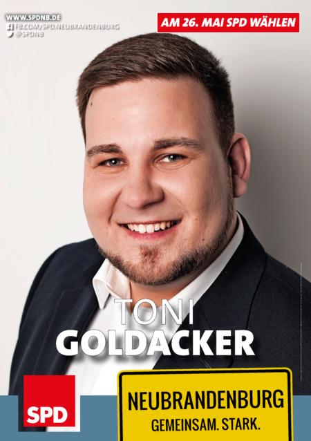 Toni Goldacker