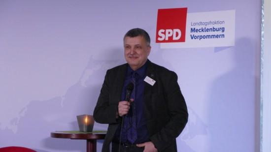 Kommunalpolitischer Abend in Neustrelitz